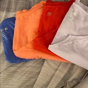 Tops - 4 Cotton T-shirts